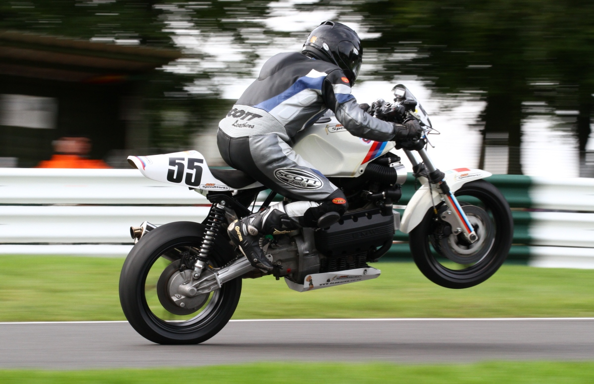 Blog Post 9 - Round 10 Cadwell Park Sept 2012